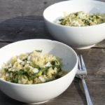 Quinoa-Eintopf mit Lattich