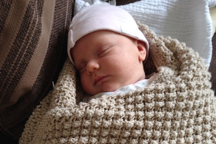 Gastbeitrag von Marie: Eine Geburt voller Geborgenheit und Schönheit